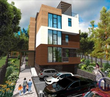 3-х этажный жилой дом