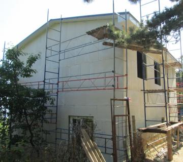 Частный дом в лесу  п. Сосняк, Ялта